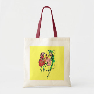 ART POSTERS AND PRINTS BUDGET TOTE BAG