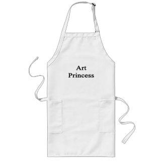 Art Princess Long Apron