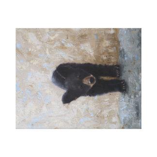 Art Print - Bear Cub