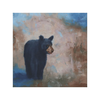 Art Print - Bear in a Summer Meadow
