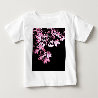 Art purple foliage baby T-Shirt