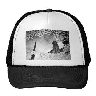 Art reflected cap