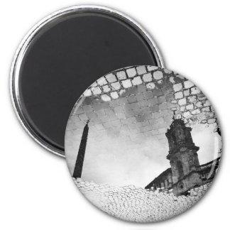 Art reflected magnet