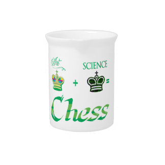 art+science=Chess Pitcher