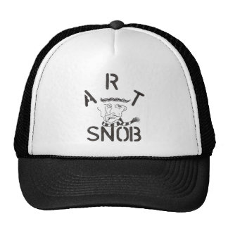 """""""Art Snob"""" Cap"""