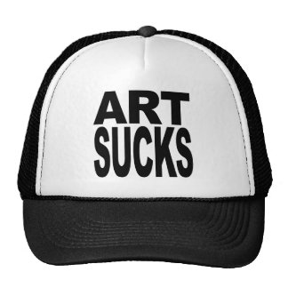 Art Sucks Cap