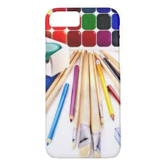 Art Supplies iPhone 8/7 Case