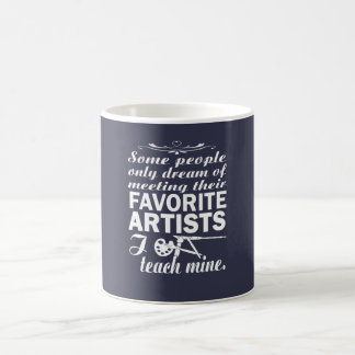 Art Teacher Coffee Mug