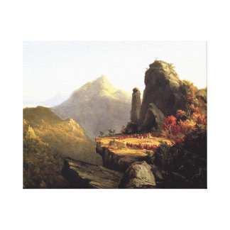 Art Thomas Cole Wrapped Canvas Gallery Wrap Canvas