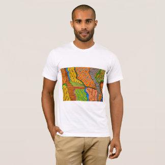 Art to tighten T-Shirt