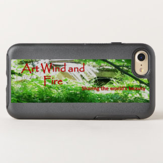 Art Wind and Fire Phone Case