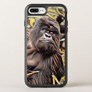 ArtAnimal Gorilla OtterBox Symmetry iPhone 8 Plus/7 Plus Case