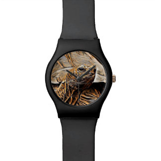 ArtAnimal Turtle Watch