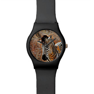 ArtAnimal Zebra Watch