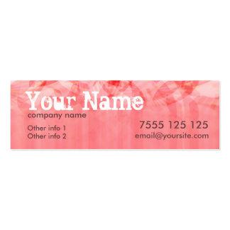 ARTBrush Profile card Business Card Template