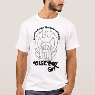 ARTC Noise Girl T-Shirt
