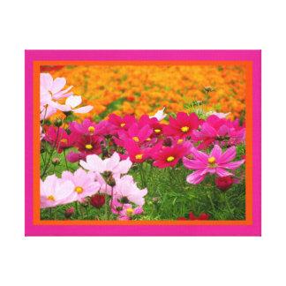 Arte en lienzo Lámina - Las Flores Canvas Prints