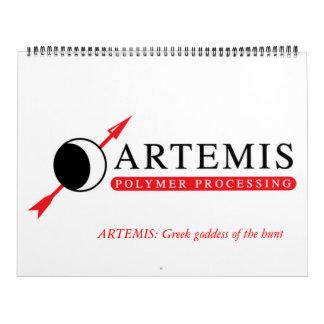 Artemis  Calendar