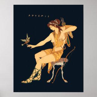 Artemis Poster