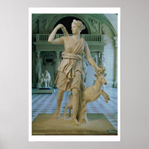 Artemis the Huntress Poster