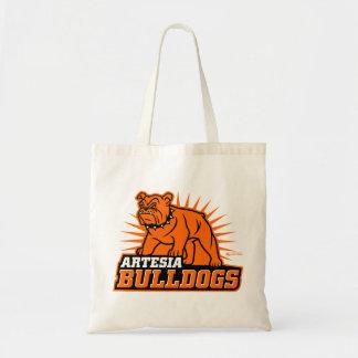 Artesia Bulldogs Bag