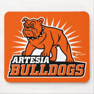Artesia Bulldogs Mousepad