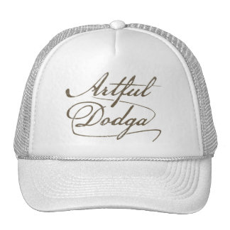 Artful Dodga Trucker Hat