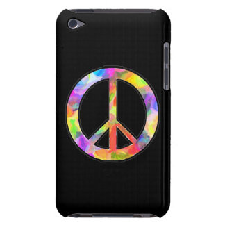 Artful Peace Barely There iPod Case