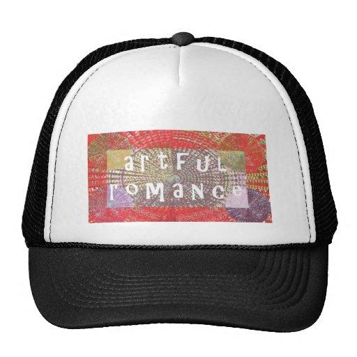 Artful Romance - Deserves a Chance Mesh Hat