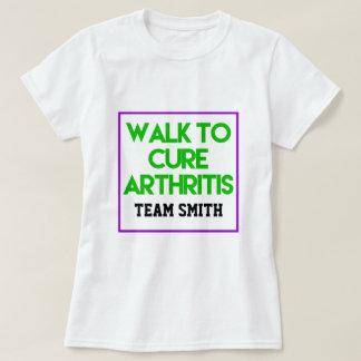 Arthritis Walk Team T-Shirt