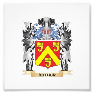 Arthur Coat of Arms - Family Crest Photo Art
