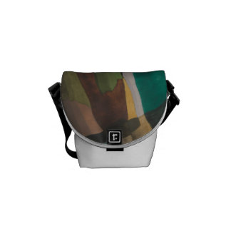 Arthur Dove -Shore Road Mini Messenger Bag