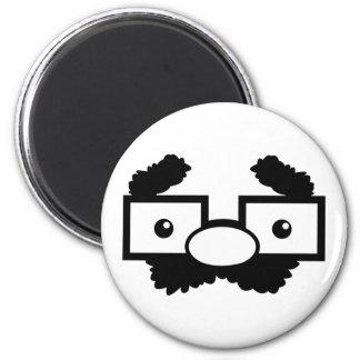 Arthur Foreise 6 Cm Round Magnet