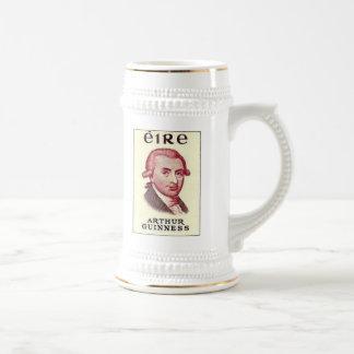 Arthur Guinness Beer Mug