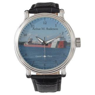 Arthur M. Anderson watch