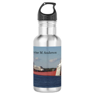 Arthur M. Anderson water bottle