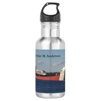 Arthur M. Anderson water bottle 532 Ml Water Bottle