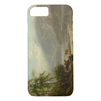 Arthur Parton - Cows Watering at River's Edge iPhone 7 Case