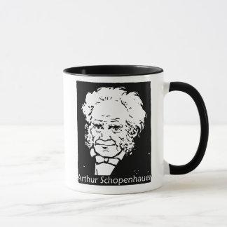 Arthur Schopenhauer Mug