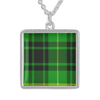 Arthur Scottish Tartan Pendants