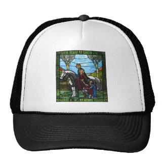 Arthurian Window Cap