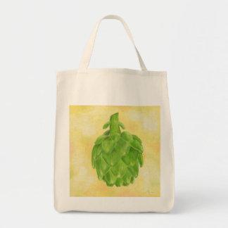 Artichoke grocery bag