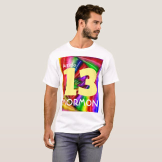 Article 13 Mormon T-Shirt