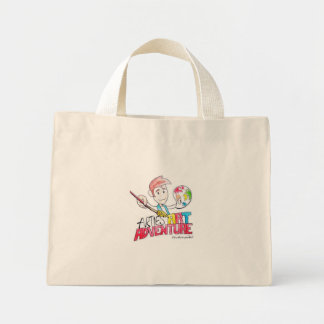 ARTIE ART ADVENTURE  TM MINI TOTE BAG