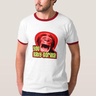 Artie Lange You Baby Gorilla Ringer T-Shirt