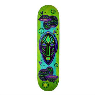 Artifact African Pop Art Skateboards