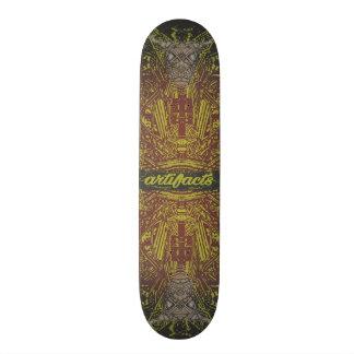 artifacts - deck deity concept 2 20 cm skateboard deck