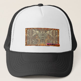 artifacts - let me be your flyfaced alien conept 1 trucker hat