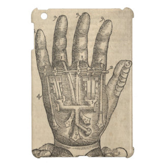 Artifical hand iPad mini cases