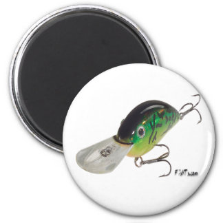 Artificial Bait, Tackle, Fishing Gear 6 Cm Round Magnet